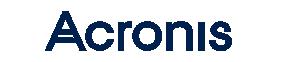 Acronis Logo des führenden Herstellers von Backup & Recovery Lösungen