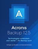 Acronis Backup und Recovery