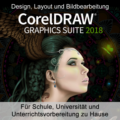 CorelDRAW Graphis Suite 2018 Education