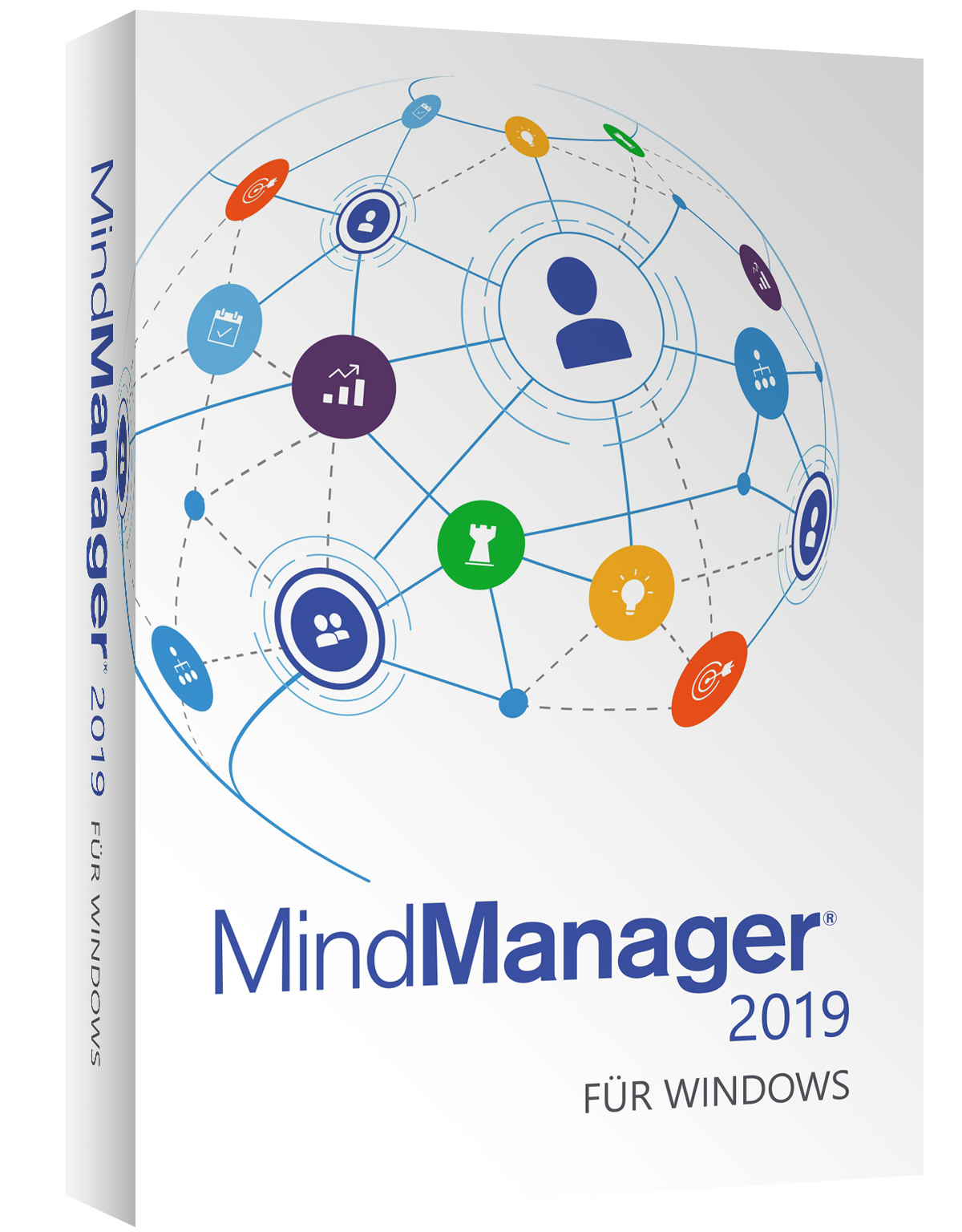MindManager 2019 für Windows - Box