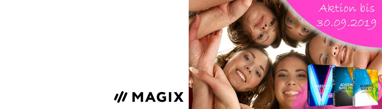 Magix - Back2School - 25% Preisvorteil