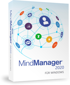 MindManager 2020 für Windows - Box