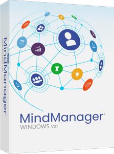 MindManager 21 für Windows - Box